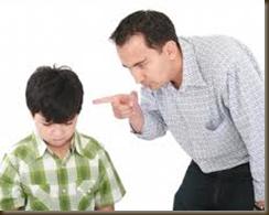 castigo infantil