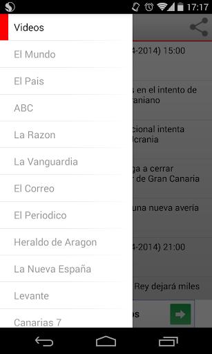 Noticias España