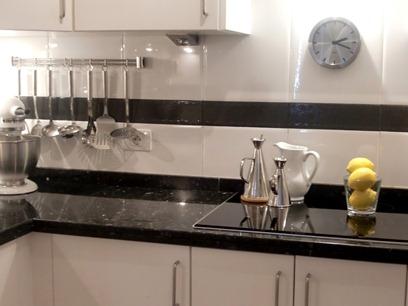 Cande cosas modernizar una cocina parte ii pintar una Cenefas para cocina