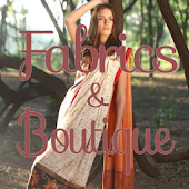 Insaf Fabrics & Boutique