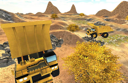 dump truck driving simulator 1.0 screenshot 55219
