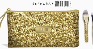 Santa Lolla faz parceria com a Sephora e lança kit especial e voucher de  compras.   Maria Vitrine - Blog de Compras, Moda e Promoções em Curitiba. dc46bddd4a