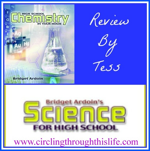 Science for High School Review Collage