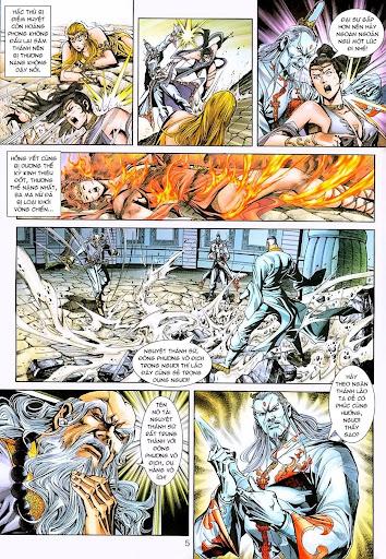 Tân Tác Long Hổ Môn Chap 230 page 5 - Truyentranhaz.net