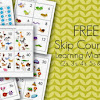FREE Skip Counting Learning Materials