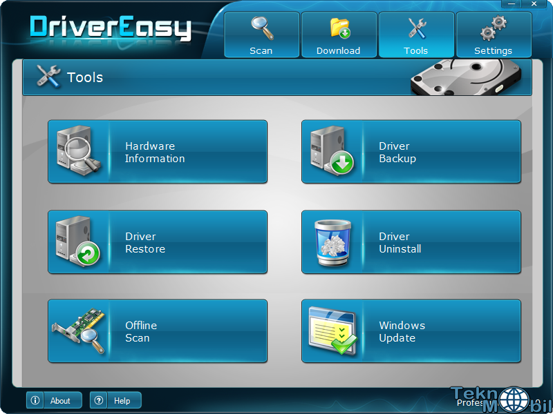 DriverEasy Professional v5.5.6.18080 Full İndir