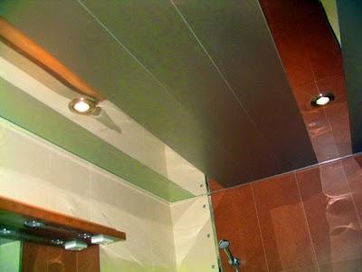 techo de aluminio bermellón