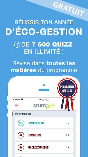 Licence Eco Eco-Ge Study Quizz