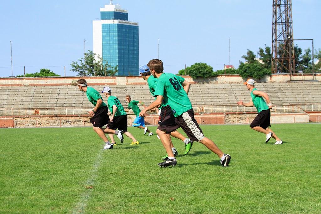 Открытый Чемпионат Украины по алтимату 2012