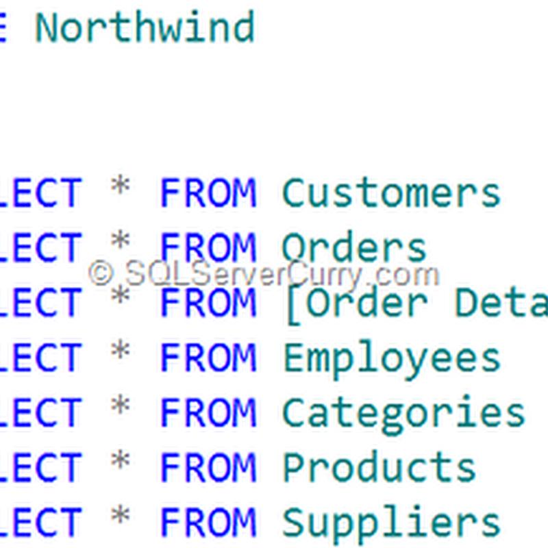 Microsoft Sql Server Tutorials: SQL Server Nested Sub