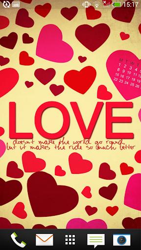 愛行情 少女的 壁紙 3D – 壁紙 HD