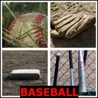 BASEBALL- Whats The Word Answers