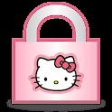 Hello Kitty Animated Lock icon