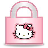 Hello Kitty Animated Lock