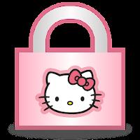 Hello Kitty Animated Lock 1.1