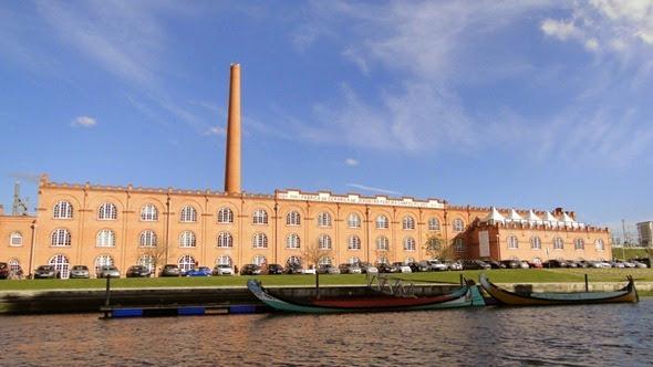 Antiga Fábrica de Cerâmica de Aveiro