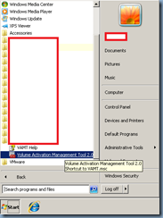 Terence Luk: Activating Windows 7 and Office 2010 KMS licensed
