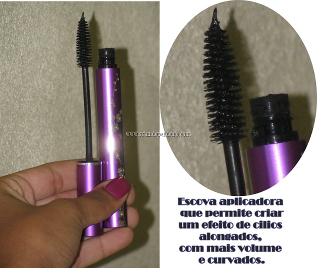 Swatches, Magic Mascara, Resenha