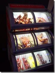 Icecreams for dessert