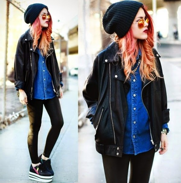 Unicorn Boy Style: Killer Hipster Girls outfits