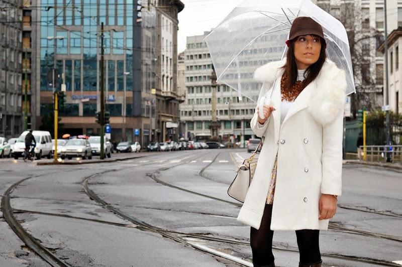outfit, ottaviani necklace,giornata di pioggia, michael kors bag, italian fashion bloggers, fashion bloggers, street style, zagufashion, valentina coco, i migliori fashion blogger italiani