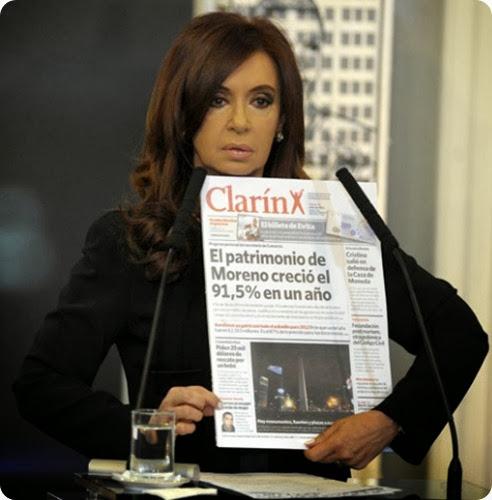 Clarín perde la sua battaglia contro la Fernández