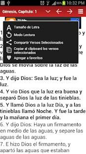Biblia Reina Valera Gomez 2010- screenshot thumbnail