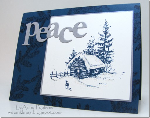 Merry Monday LeAnne Pugliese Artistic Outpost Midwinter Christmas