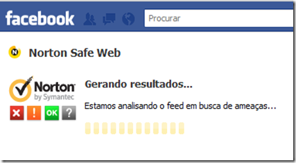 como descobrir links falsos no facebook