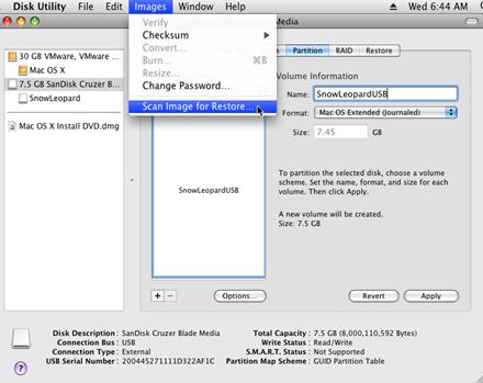 Twig's Tech Tips: Install Apple Mac OS X Snow Leopard (10 6