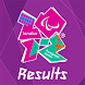 London 2012 Results App icon