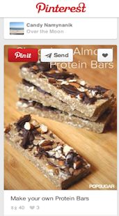 Faster Pinterest Mobile - screenshot thumbnail