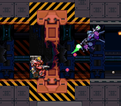 Metal_Warriors_(SNES)_stage1