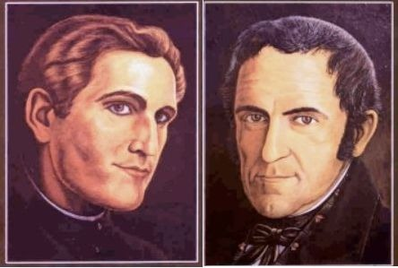 """Image result for silent night franz gruber and joseph mohr"""""""