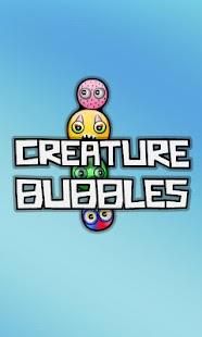 Creature Bubbles- screenshot thumbnail