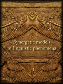 Synergetic models of linguistic phenomena Cover
