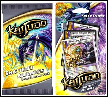 Kaijudo Trading Cards