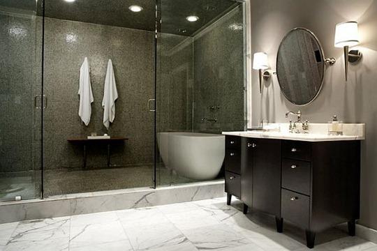 Cómo elegir la iluminación para su cuarto de baño - iDecorar