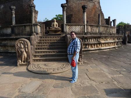 Imagini Sri Lanka: orasul vechi Pollonaruwa