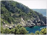 Остров Корфу. Греция.