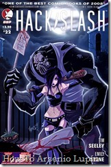 P00022 - Hack and Slash #22