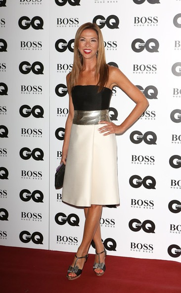 Heather Kerzner GQ Men Year Awards Red Carpet Arrivals