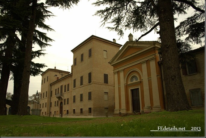 La Delizia Estense di Zenzalino, Copparo, Ferrara  - The Este Delight Zenzalino, Copparo, Ferrara , Italy , photo1