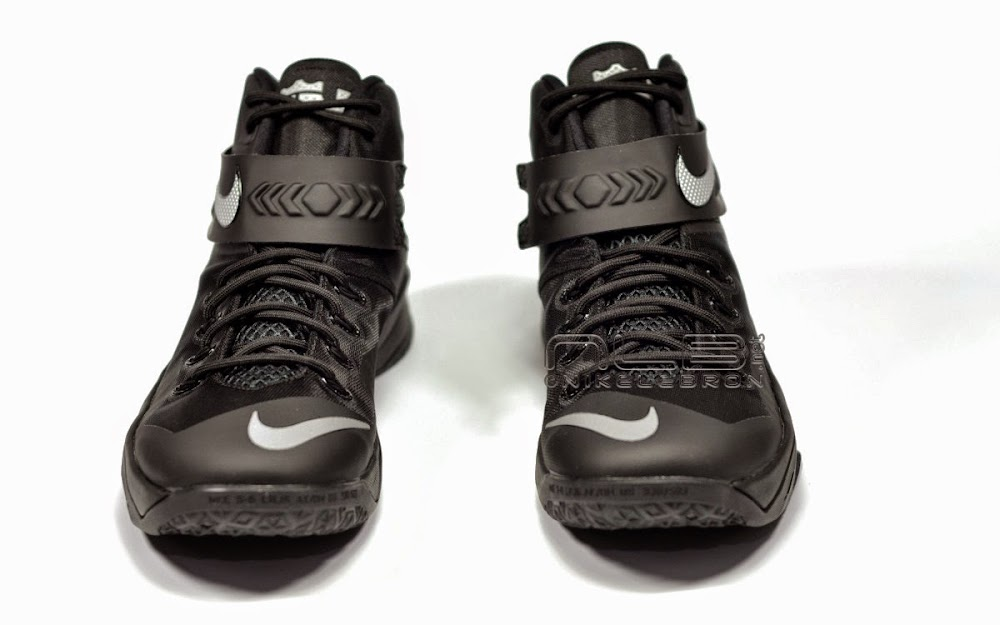 best service 75383 3f804 ... 8220Blackout8221 The Showcase Nike Zoom LeBron Soldier 8 VIII  8220Blackout8221 ...