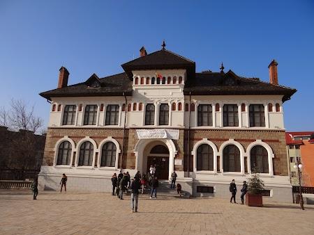 Muzeul de arta Piatra Neamt