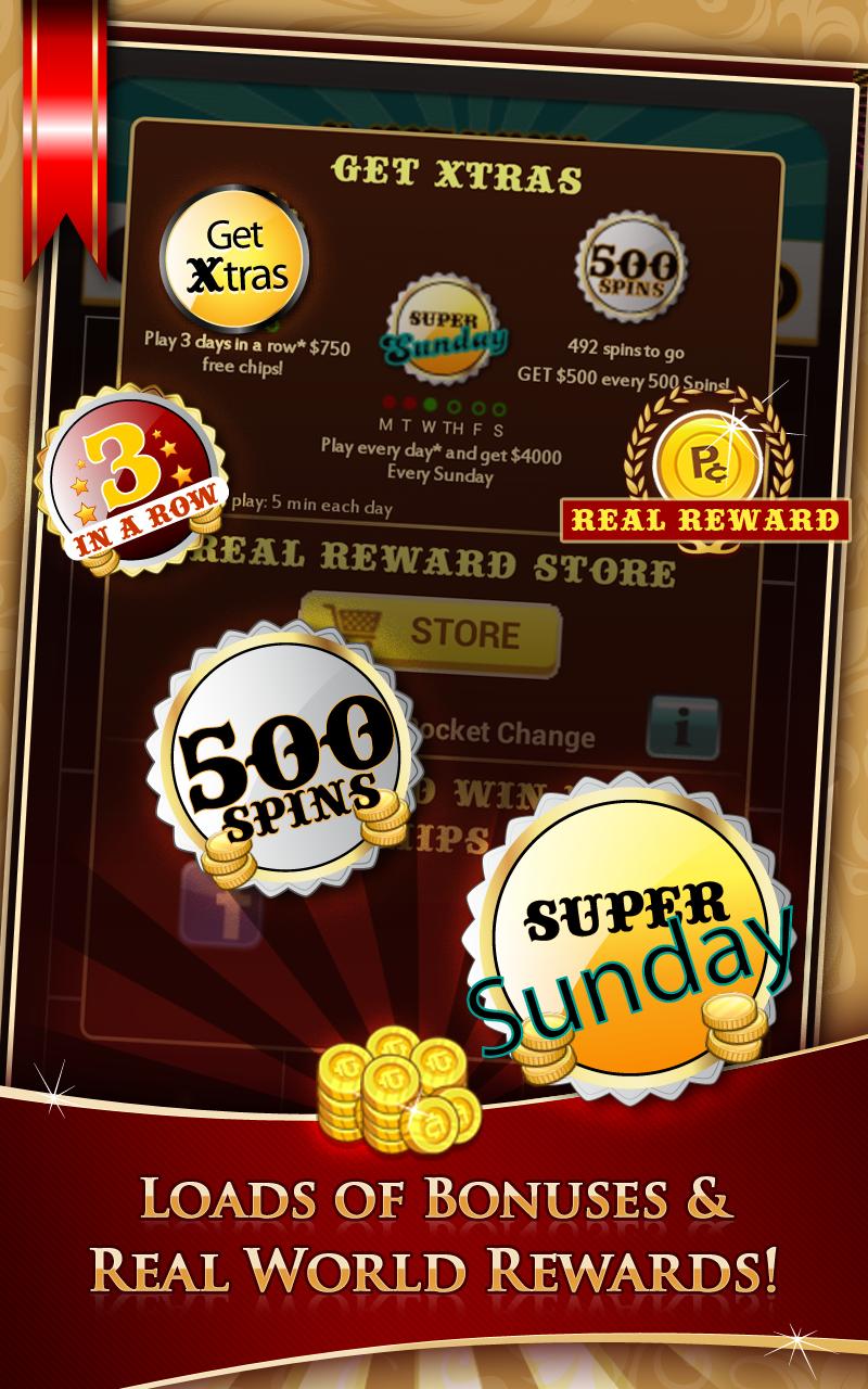 Slot Machine - FREE Casino screenshot #13