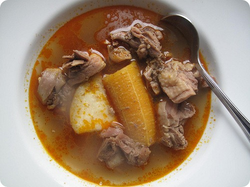 Pepper Soup (from Nigeria)