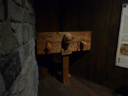 Obiective turistice Dublin: Muzeul Dublinia stalpul infamiei