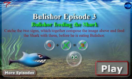 Bulishor feeding the Shark Ep3