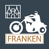 Motorrad-Touren in Franken